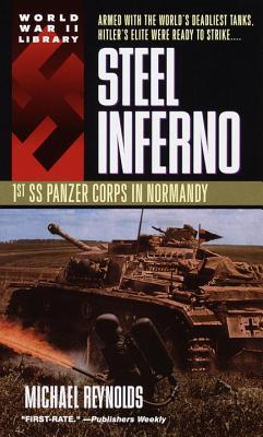 Steel Inferno By Reynolds, Michael