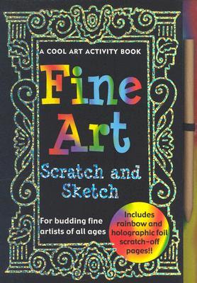 Fine Art Scratch and Sketch By Barbas, Kerren (EDT)