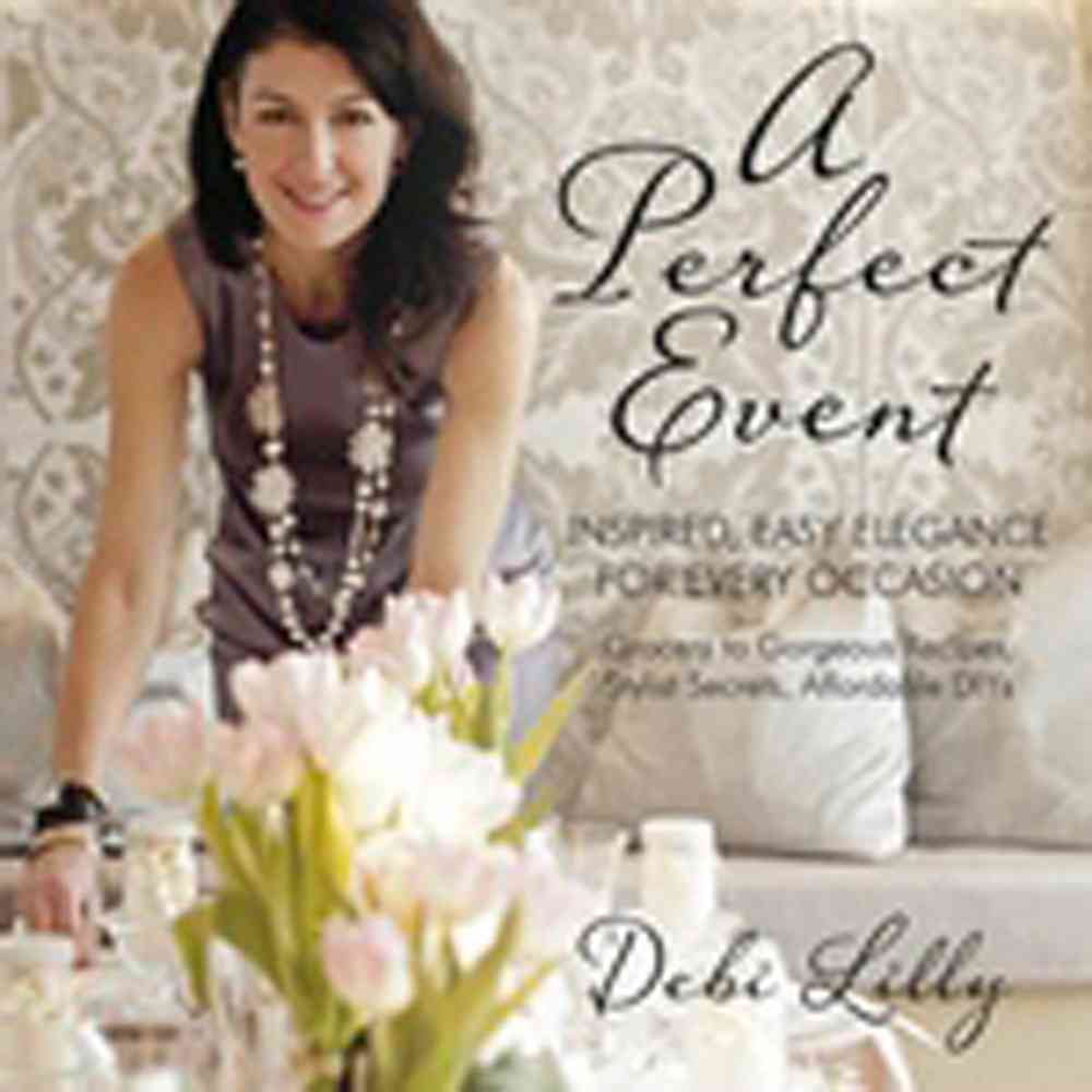 A Perfect Event By Lilly, Debi